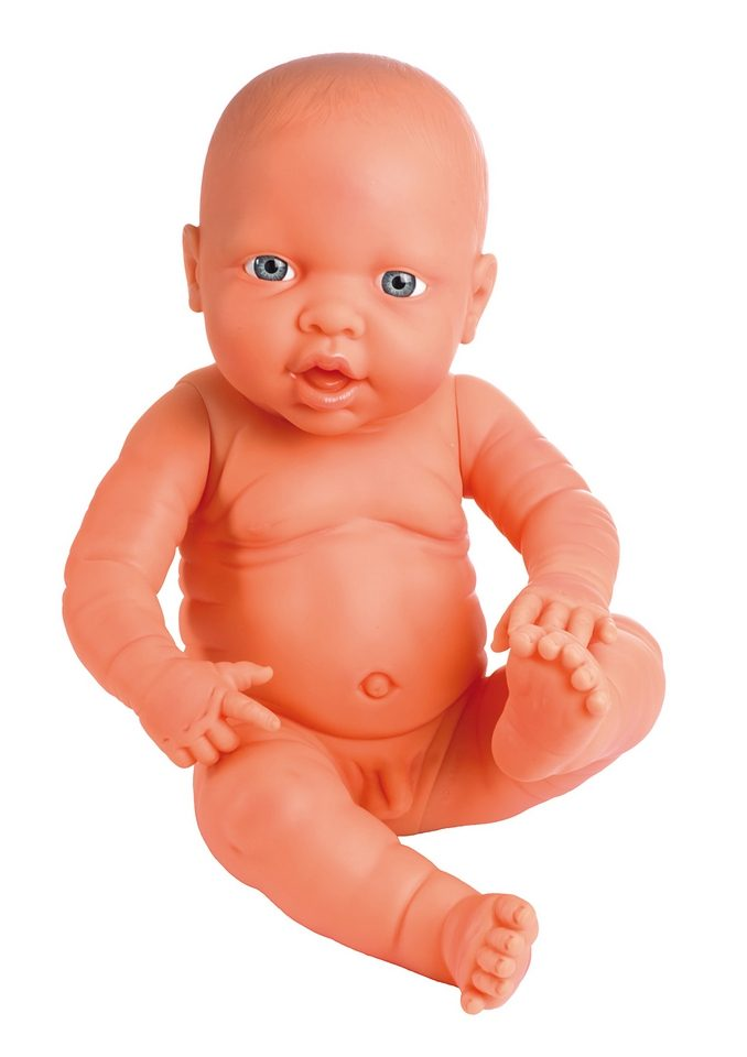 "Image of Bayer Babypuppe ""Newborn Baby Boy"" (1-tlg.)"