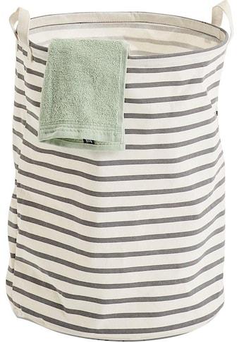 Zeller Present Wäschetasche »Stripes« kaufen