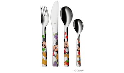 WMF Kinderbesteck »WMF Kinderbesteckset Disney Mickey«, 1 Kinderlöffel, 1 Kindergabel,... kaufen