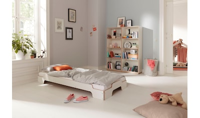 Müller SMALL LIVING Stapelbett »STAPELLIEGE Komfort (eine Liege)«, Gestell:... kaufen
