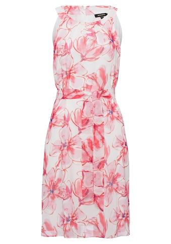 MORE&MORE Midi Chiffon Dress Active kaufen