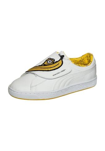 PUMA Sneaker »Minions X Puma Basket Wrap Statement« kaufen