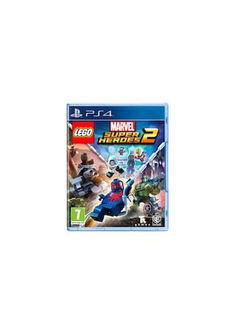 Warner Spiel »LEGO Marvel Super Heroes 2«, PlayStation 4, Standard Edition kaufen