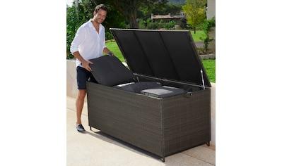 KONIFERA Auflagenbox »Santorini«, Polyrattan kaufen