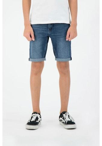 Garcia Jeansshorts, schmale Form kaufen