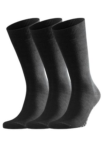 FALKE Socken »Family 3-Pack«, (3 Paar), mit Baumwolle kaufen