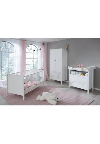 Babyzimmer - Komplettset »Westerland« (Set, 3 - tlg) kaufen
