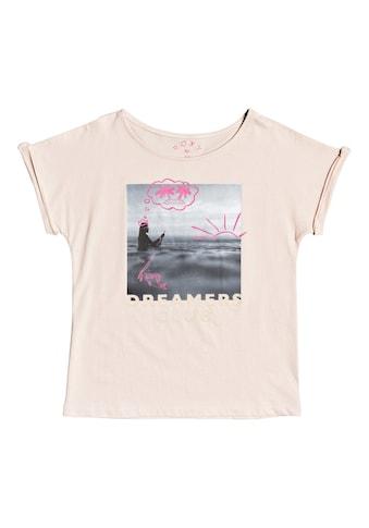 Roxy T - Shirt »Girlfriend« acheter
