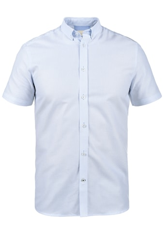 Tailored & Originals Kurzarmhemd »21200342«, Kurzarm-Hemd mit Knopfleiste kaufen