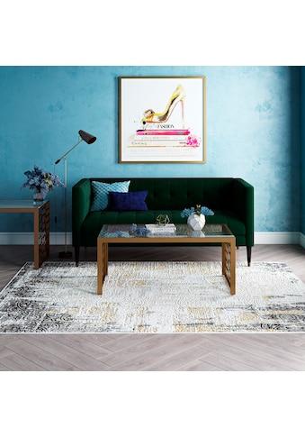 CosmoLiving by Cosmopolitan Teppich »Auden Sundance«, rechteckig, 10 mm Höhe, Vintage, Wohnzimmer kaufen