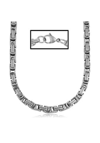 Firetti Edelstahlkette »Königskettengliederung, ca. 5,5 mm« acheter