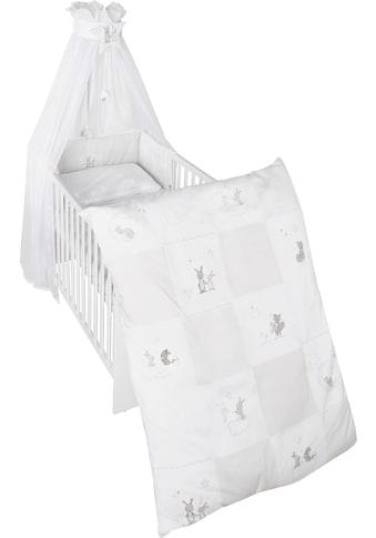 Himmelbettgarnitur »Fox & Bunny«, roba®, passend für Kinderbetten kaufen