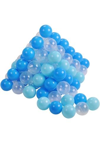 Knorrtoys® Bällebad-Bälle »soft blue + white«, (300) kaufen