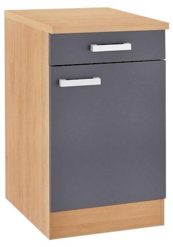 OPTIFIT Spülenschrank »Odense«, 50 cm breit, mit 1 Tür und 1 Schubkasten, mit 28 mm... kaufen
