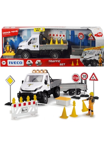 Dickie Toys Spielzeug-Auto »Playlife - Traffic Set«, mit Licht kaufen