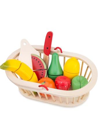 """New Classic Toys® Spiellebensmittel """"Schneideset Obst"""", (10 - tlg.) kaufen"""