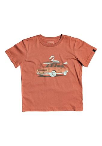 Quiksilver T-Shirt »Rad Digital Time« kaufen