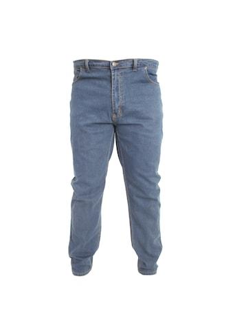 Duke Clothing Stretch - Jeans »Herren Rockford Carlos Kingsize Stretch Jeans« kaufen