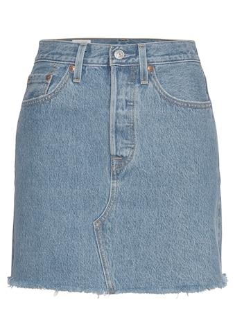 Levi's® Jeansrock »Deconstructed Skirt« kaufen