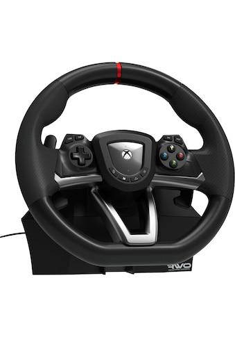 Hori Lenkrad »Racing Wheel Xbox Lenkrad Overdrive« kaufen