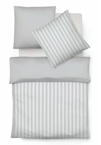fleuresse Kissenbezug »Porto 3829«, (1 St.), mit edlen Streifen kaufen