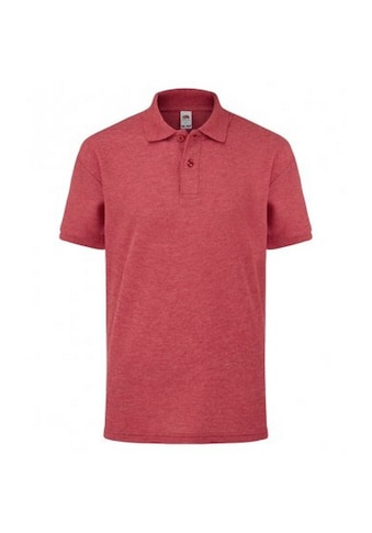 Fruit of the Loom Poloshirt »Kinder Poly/Baumwolle Pique Polo Shirt« kaufen