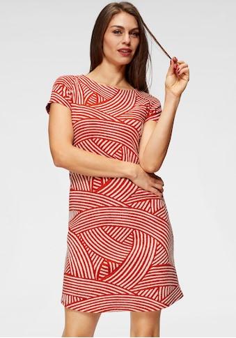 Aniston SELECTED Jerseykleid, mit Graphik-Print kaufen