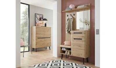my home Garderoben-Set »Torge«, (Set, 2 St.), im schönen Scandi Look kaufen