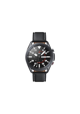 Samsung Smartwatch »Galaxy Watch 3 LTE 45mm Schwarz« kaufen