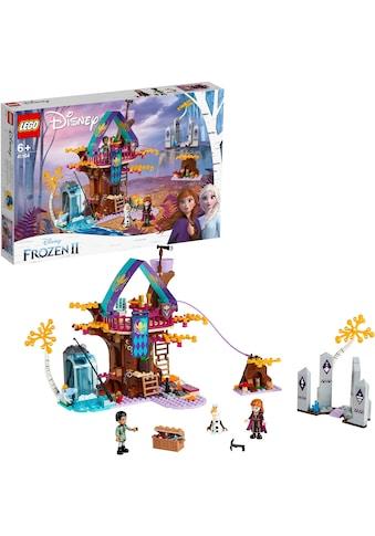 """LEGO® Konstruktionsspielsteine """"Verzaubertes Baumhaus (41164), LEGO® Disney Princess"""", Kunststoff, (302 - tlg.) acheter"""