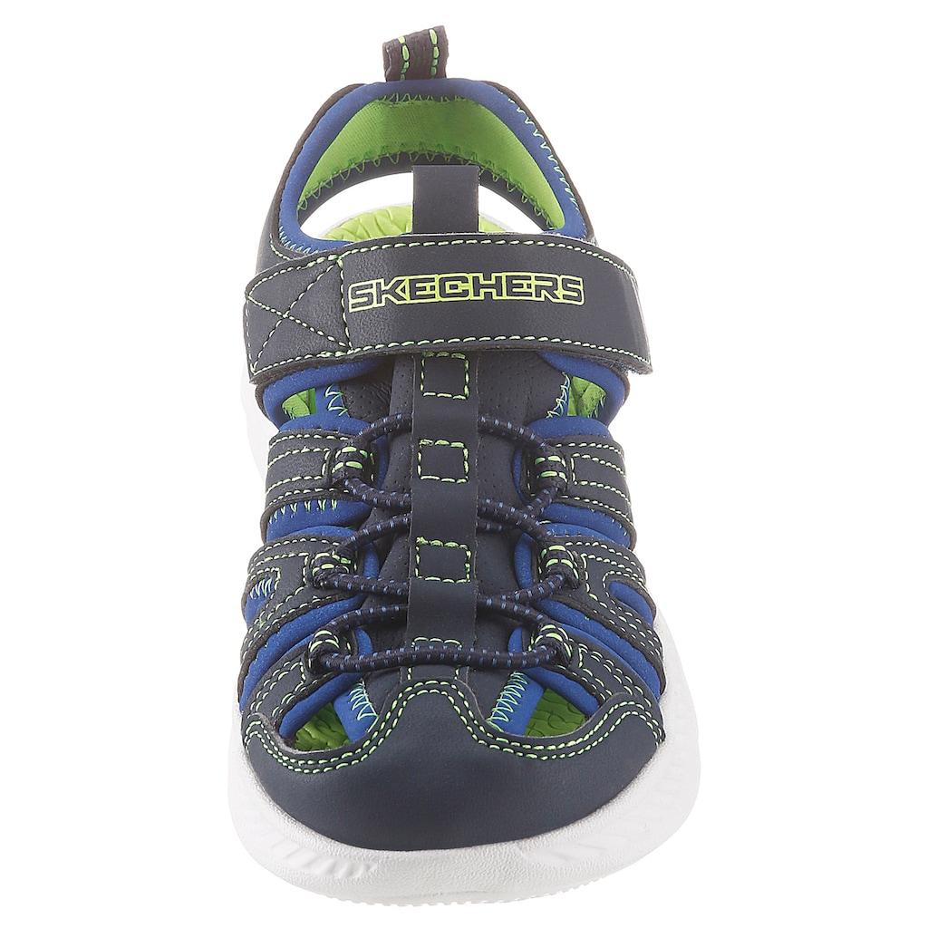 Skechers Kids Sandale »C-Flex Sandal«, mit Kontrastnähten