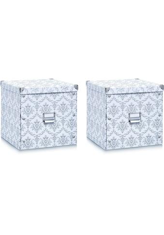 Zeller Present Aufbewahrungsbox, (2er Set) kaufen