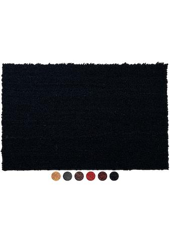 Fussmatte, »KOKOS«, Primaflor - Ideen in Textil, rechteckig, Höhe 17 mm kaufen