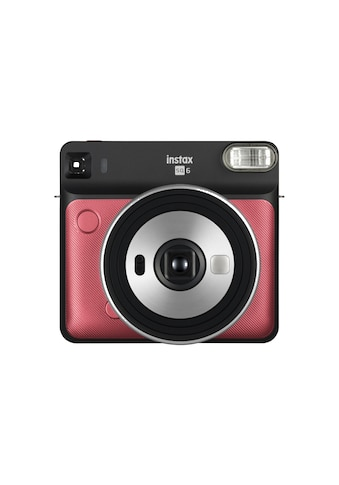 Fotokamera, Fujifilm, » Instax Square SQ6  Rot« kaufen