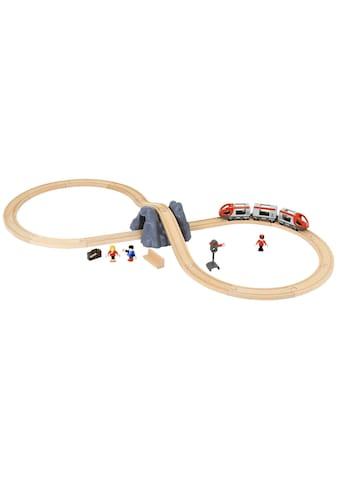 BRIO® Spielzeugeisenbahn-Erweiterung »BRIO® WORLD Eisenbahn Starter Set A«, (Set), mit... kaufen