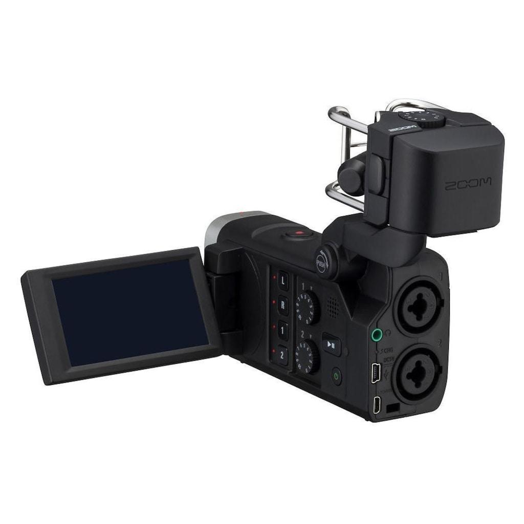 ZOOM Videokamera »Q8«