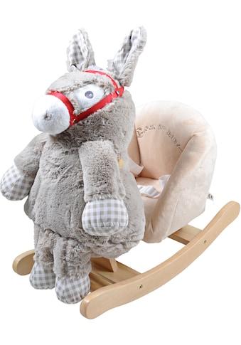 Knorrtoys® Schaukeltier »Esel Toki« kaufen