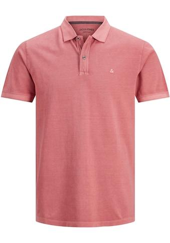 Jack & Jones Poloshirt »WASHED POLO« kaufen