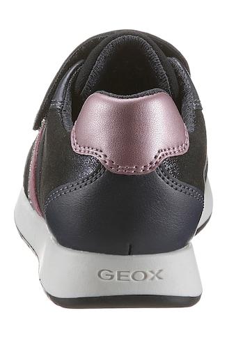 Geox Kids Sneaker »J Jensea Girl«, mit Gummizug und Klettverschluss kaufen
