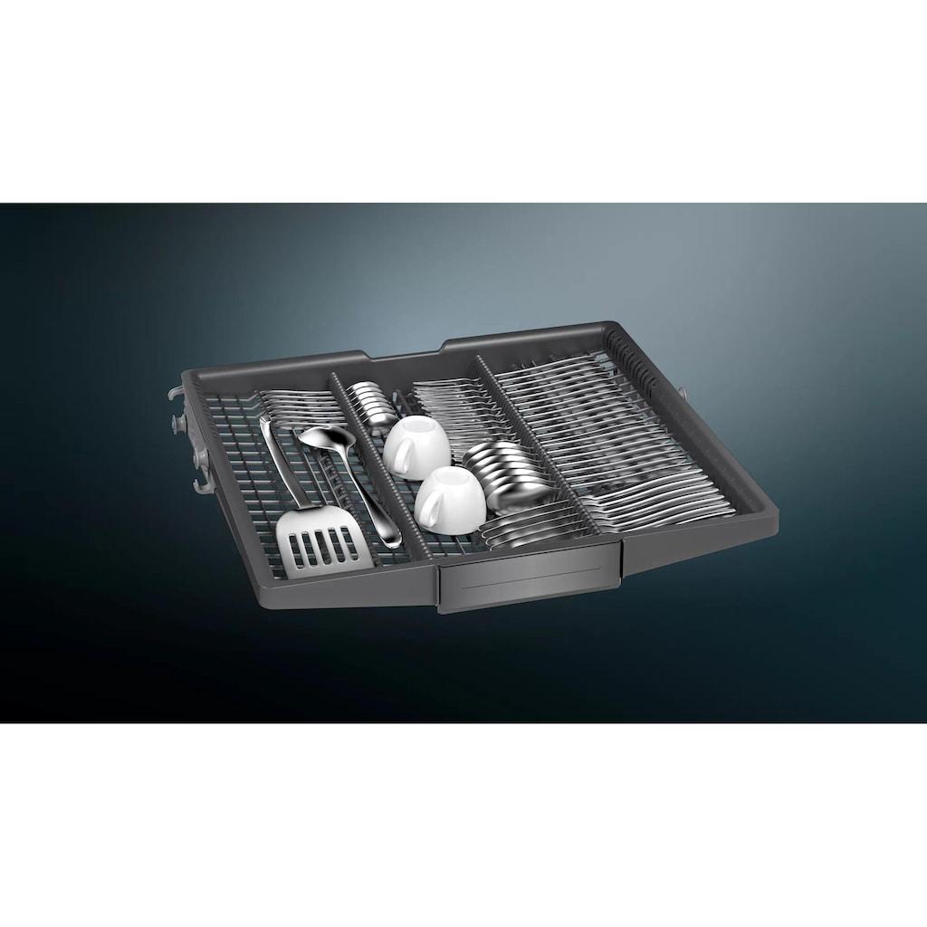 SIEMENS vollintegrierbarer Geschirrspüler »iQ500 SN65ZX49CH«, SN65ZX49CH