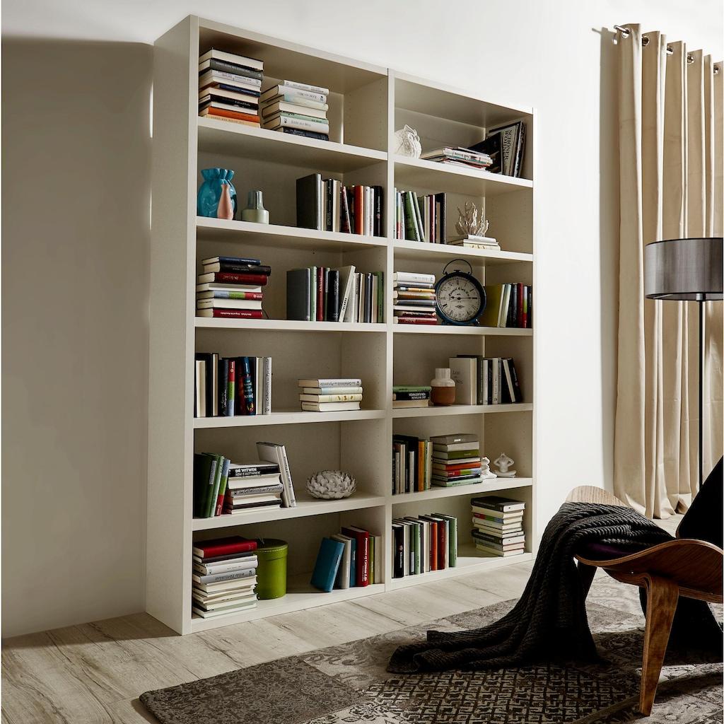 Raumteilerregal »Toro«, 12 Fächer, Breite 185 cm