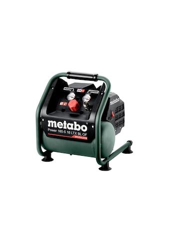 metabo Kompressor »Power 160-5 18 LTX BL OF Solo« kaufen