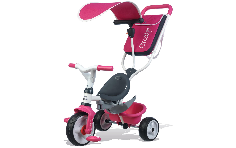 Image of Dreirad, Smoby, »Baby Balade Pink«
