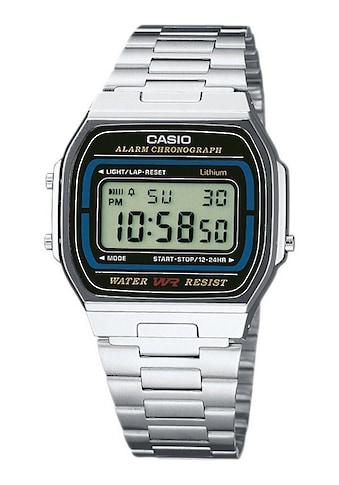 CASIO VINTAGE Chronograph »A164WA - 1VES« kaufen
