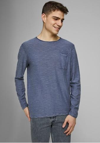 Jack & Jones Langarmshirt »Niels Organic« kaufen