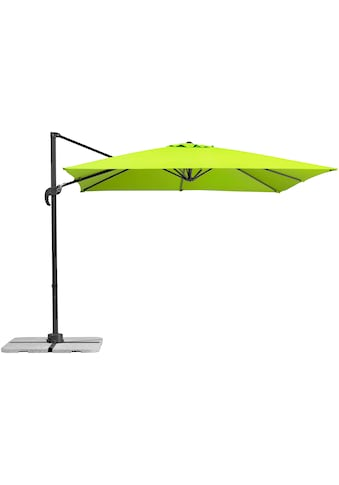 Schneider Schirme Ampelschirm »Rhodos Junior«, Inkl. Schutzhülle mit Schirmständer, ohne Wegeplatten kaufen