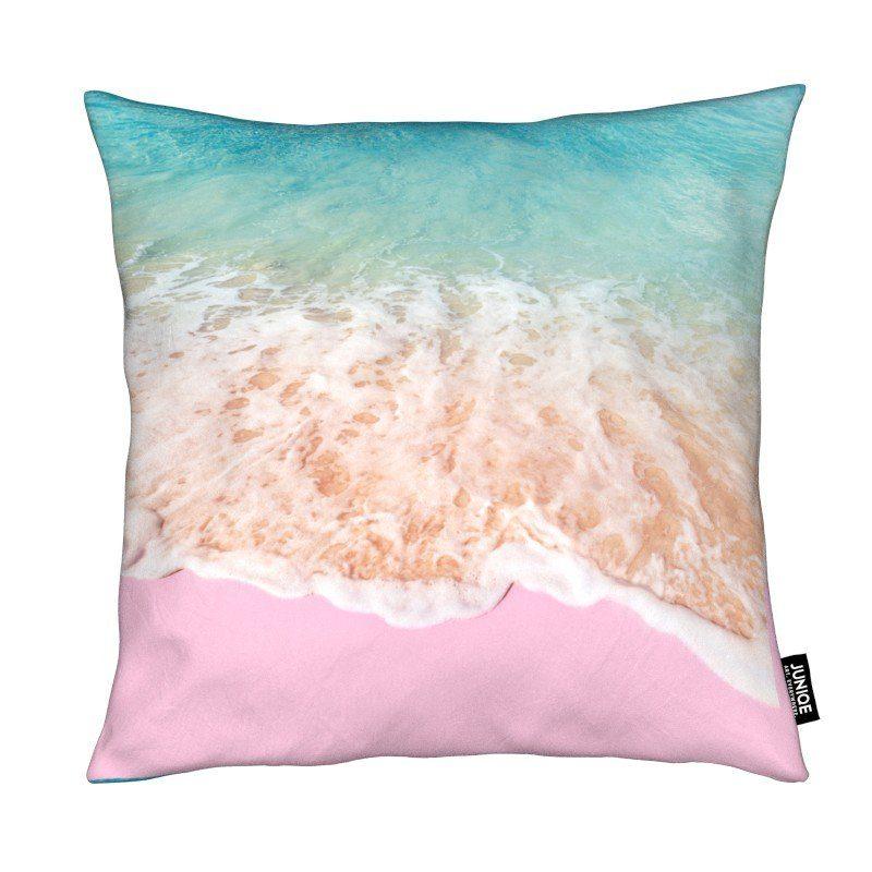 Dekokissen Pink Sand Juniqe
