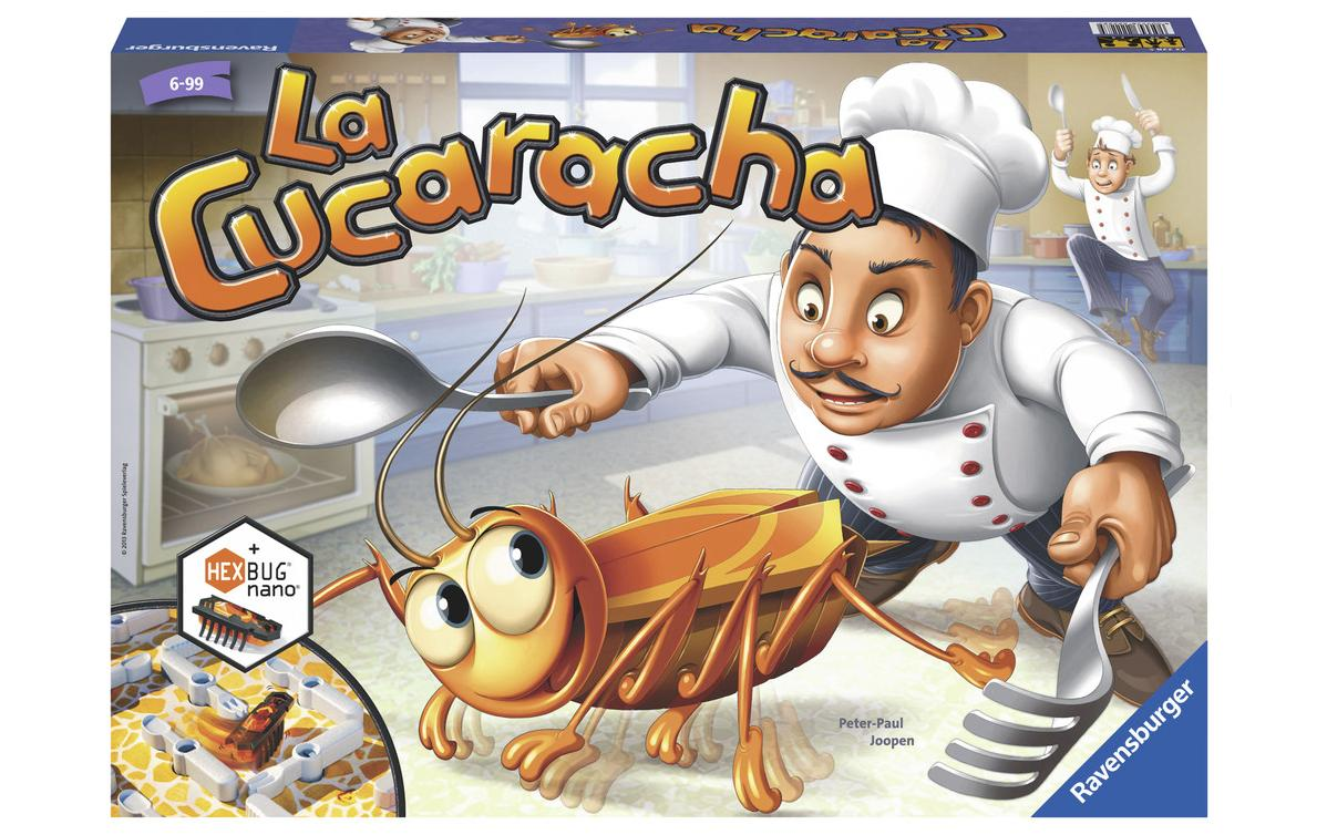 Image of Familienspiel, Ravensburger, »La Cucaracha Loop«