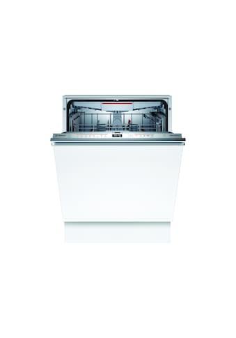 BOSCH vollintegrierbarer Geschirrspüler »SMD6ECX57E Vollintegriert A++«, SMD6ECX57E... kaufen