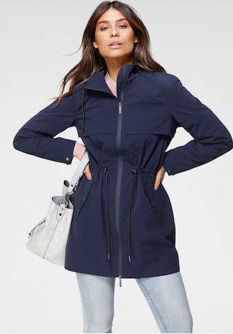 Tamaris Regenjacke, in Parka-Optik kaufen